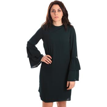 Textil Ženy Krátké šaty Gaudi 921BD15025 Zelený