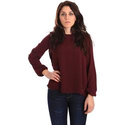 Textil Ženy Košile / Halenky Gaudi 921BD45023 Červené