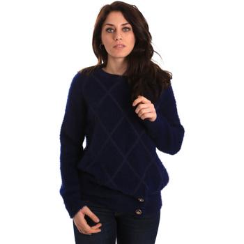 Textil Ženy Svetry Gaudi 921BD53015 Modrý