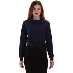 Textil Ženy Svetry Gaudi 921BD53026 Modrý