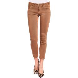 Textil Ženy Kapsáčové kalhoty Gaudi 921BD25015 Hnědý