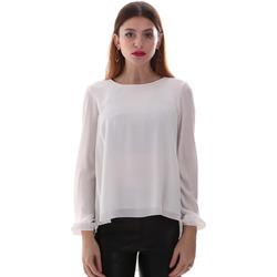 Textil Ženy Košile / Halenky Gaudi 921BD45023 Bílý