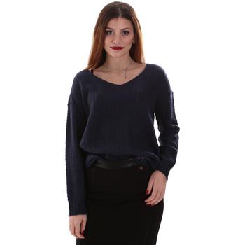 Textil Ženy Svetry Gaudi 921BD53043 Modrý