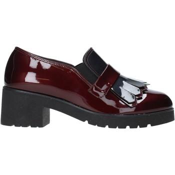 Boty Ženy Mokasíny Grace Shoes 224002 Červené