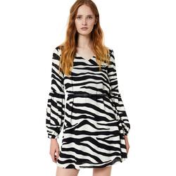Textil Ženy Krátké šaty Liu Jo W69063 T5630 Černá