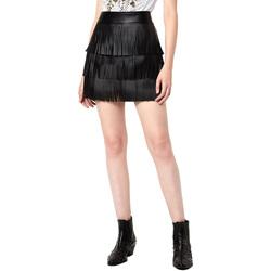 Textil Ženy Sukně Liu Jo F69016 E0493 Černá
