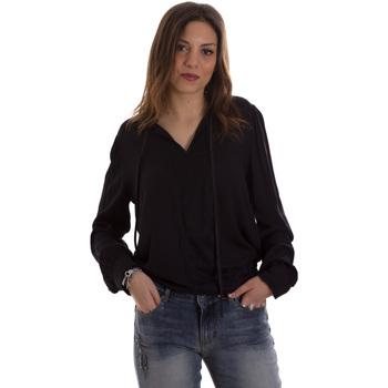 Textil Ženy Košile / Halenky Liu Jo F69053 T4090 Černá