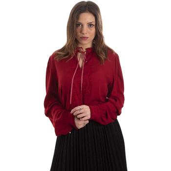 Textil Ženy Košile / Halenky Liu Jo F69053 T4090 Červené