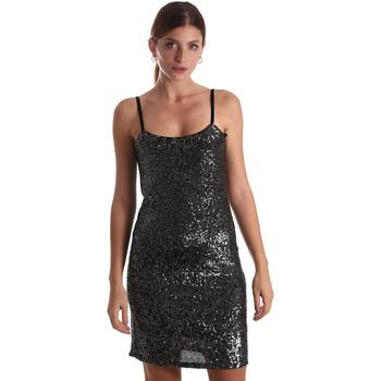 Textil Ženy Krátké šaty Liu Jo F69179 J5813 Černá