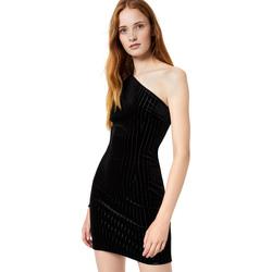 Textil Ženy Krátké šaty Liu Jo F69289 T4097 Černá