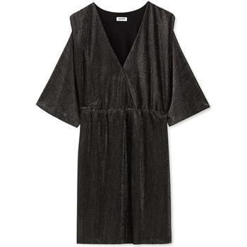 Textil Ženy Krátké šaty Liu Jo F69392 J5828 Černá
