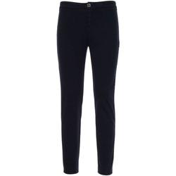 Textil Ženy Mrkváče NeroGiardini A960700D Modrý