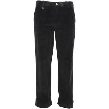 Textil Ženy Mrkváče NeroGiardini A960730D Černá