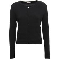 Textil Ženy Svetry / Svetry se zapínáním NeroGiardini A964525D Černá