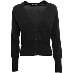 Textil Ženy Svetry / Svetry se zapínáním NeroGiardini A964560D Černá