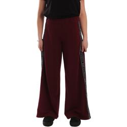 Textil Ženy Teplákové kalhoty Ea7 Emporio Armani 6GTP63 TJ31Z Červené