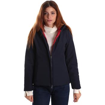 Textil Ženy Bundy Invicta 4431576/D Modrý