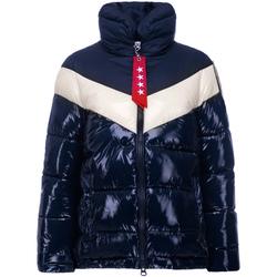 Textil Ženy Prošívané bundy Invicta 4431607/D Modrý