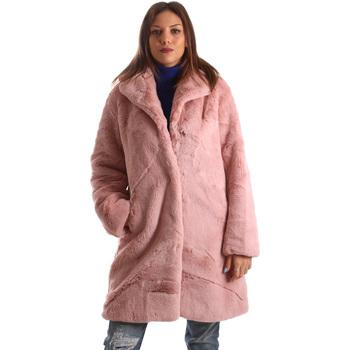 Textil Ženy Kabáty Invicta 4444005/D Růžový
