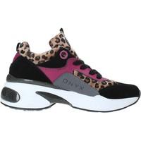 Boty Ženy Nízké tenisky Onyx W19-SOX515 Černá