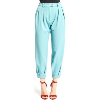 Textil Ženy Mrkváče Denny Rose 921DD20008 Modrý