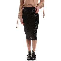 Textil Ženy Sukně Denny Rose 921DD70017 Černá