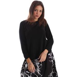 Textil Ženy Svetry Fracomina FR19FP8117 Černá