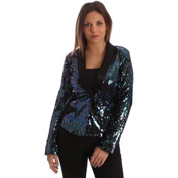 Textil Ženy Saka / Blejzry Fracomina FR19FP622 Černá