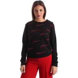 Textil Ženy Mikiny Fracomina FR19FP961 Černá