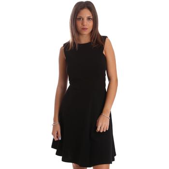 Textil Ženy Krátké šaty Fracomina FR19FP085 Černá