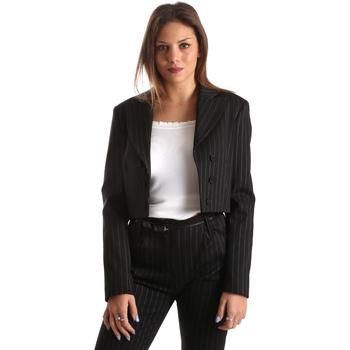Textil Ženy Saka / Blejzry Fracomina FR19FP066 Černá