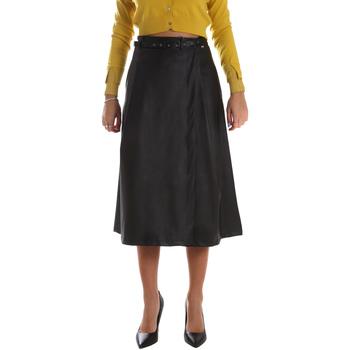 Textil Ženy Sukně Fracomina FR19FM501 Černá