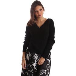 Textil Ženy Svetry Fracomina FR19FM836 Černá