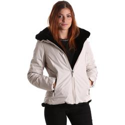 Textil Ženy Bundy Invicta 4431581/D Bílý