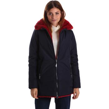 Textil Ženy Bundy Invicta 4432338/D Modrý