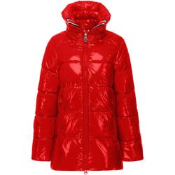 Textil Ženy Prošívané bundy Invicta 4432354/D Červené