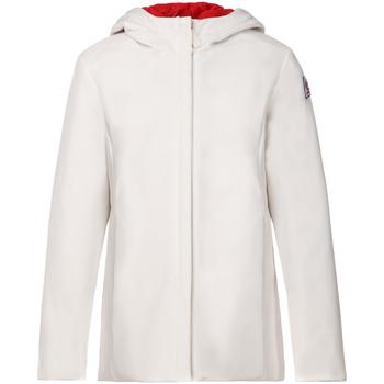 Textil Ženy Bundy Invicta 4431576/D Bílý