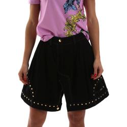 Textil Ženy Sukně Versace A9HUB301APD3W899 Černá
