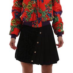 Textil Ženy Sukně Versace A9HUB30505487899 Černá
