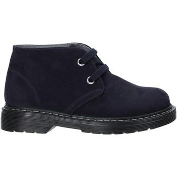 Boty Děti Kotníkové boty NeroGiardini A923740M Modrý