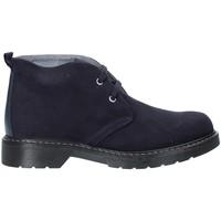 Boty Děti Kotníkové boty Nero Giardini A933671M Modrý