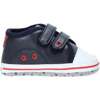Boty Děti Bačkůrky pro miminka Chicco 01062137000000 Modrý