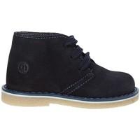 Boty Děti Kotníkové boty Melania ME1403B9I.A Modrý