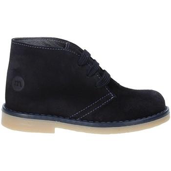 Boty Děti Kotníkové boty Melania ME2403D9I.A Modrý