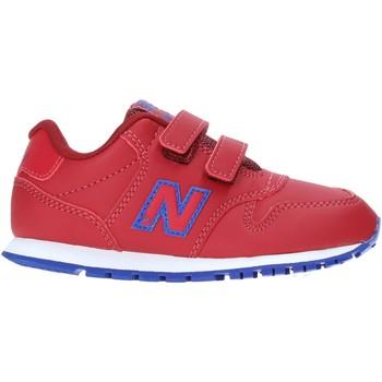 Boty Děti Nízké tenisky New Balance NBIV500DA Červené
