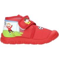 Boty Děti Papuče Primigi 4445066 Červené