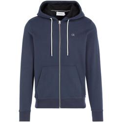 Textil Muži Mikiny Calvin Klein Jeans K10K104952 Modrý