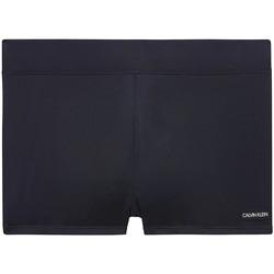 Textil Muži Plavky / Kraťasy Calvin Klein Jeans KM0KM00418 Černá