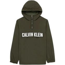 Textil Muži Bundy Calvin Klein Jeans 00GMH9O588 Zelený