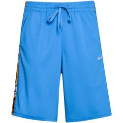 Textil Muži Kraťasy / Bermudy Diadora 502176087 Modrý